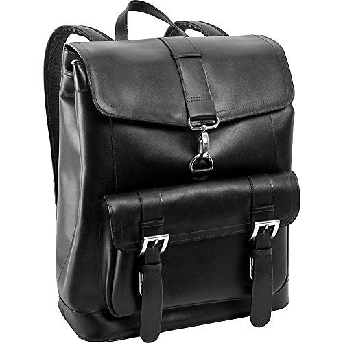 McKlein USA L Series Hagen Leather Laptop Backpack