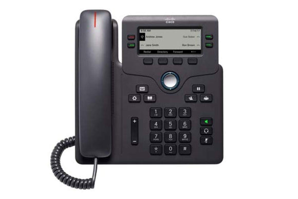 Cisco Systems CP-6841-3PW-NA-K9= Cisco 6841 Phone For Mpp Nb Handset Na Power Adapter