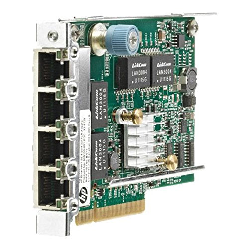 HPE 629135-B22 331Flr Network Adapter PCI Express 2.0 X4 Gigabit Ethernet for ProLiant DL180 Gen9, Base