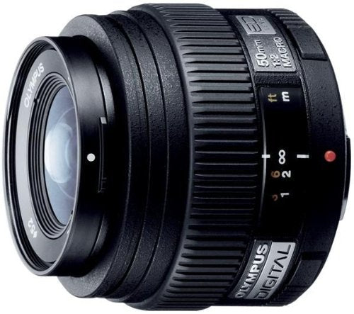 Olympus 50mm f/2.0 Telephoto Macro ED Lens for Olympus Digital SLR Cameras