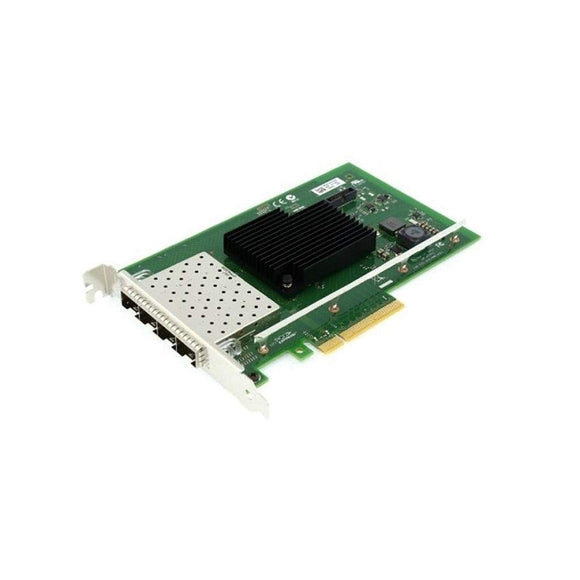 Intel Network Card X710T4 Ethernet Converged Networking Adapter Quad Port RTL