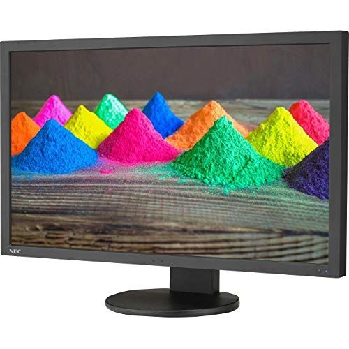 NEC Display Solutions - PA271Q-BK - LCD Display - 27 Inch - 2560 x 1440-350cd/m2-1500:1-8 Ms - 0.2