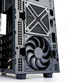 InWin 703 Black ATX Mid Tower Computer Chassis Case for Gaming