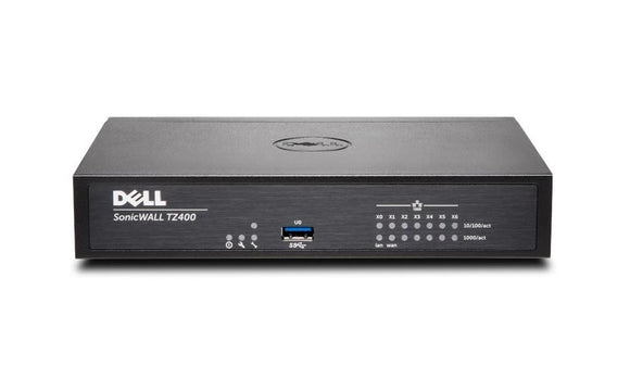 Dell Security SonicWALL Tz400 Secure Upgrade Plus 3Yr (01-SSC-0505)