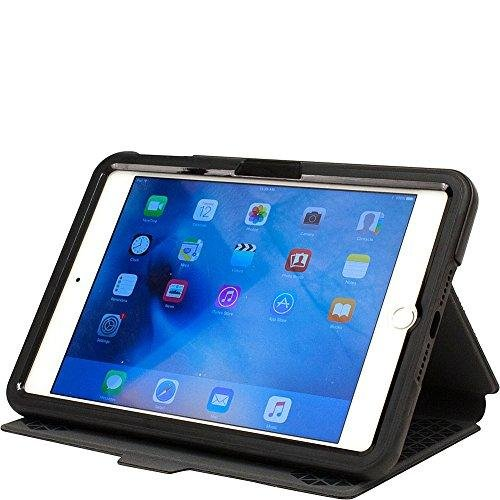 M-Edge PM4-FL-P-B Folio Case for iPad Mini 4, Black