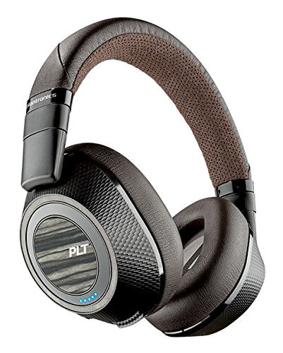 Plantronics Wireless Noise Cancelling Backbeat, Headphones, Black and Tan, Pro 2