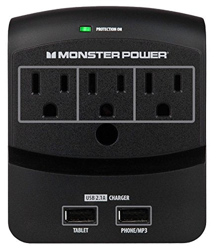 Monster Power Core 350 USB, Black