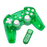 Performanced Designed Products LLC PDP Rock Candy Wireless Controller, Green - PlayStation 3