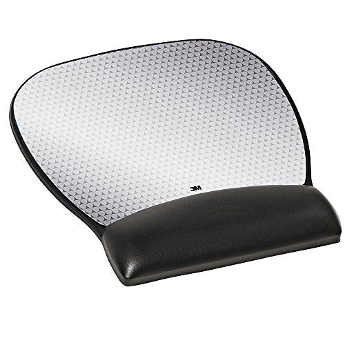 3M Precise Mouse Pad with Repositionable Adhesive Backing and Battery Saving Design