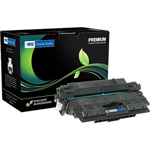 MSE MSE02211614 Remanufactured Toner Cartridge for HP 16A Black