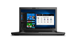 "Lenovo ThinkPad P52 (2018) 15.6"" Business Laptop: Intel 8th Gen i7-8850H 