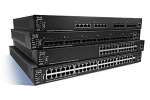 SG350X 24 Port Stackable Swtch