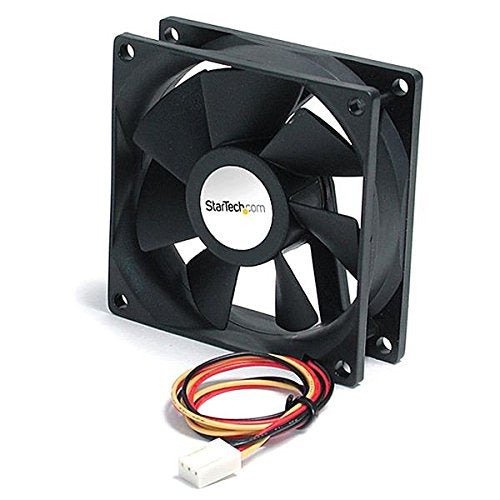 FAN9X25TX3L - StarTech.com 92mm Ball Bearing Computer Case Fan 92.50 mm - 1600 rpm Ball Bearing