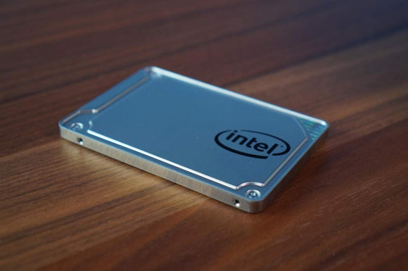 Intel SSD 545s Series (128GB, 2.5