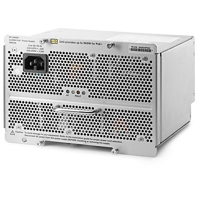 HP Power Supply 5400R 1100W PoE+ zl2 Power Supply J9829A