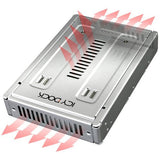 "ICY DOCK EZConvert PRO MB982SP-1S Enterprise 2.5"" to 3.5"" SATA SSD & HDD Converter/Mounting Kit"