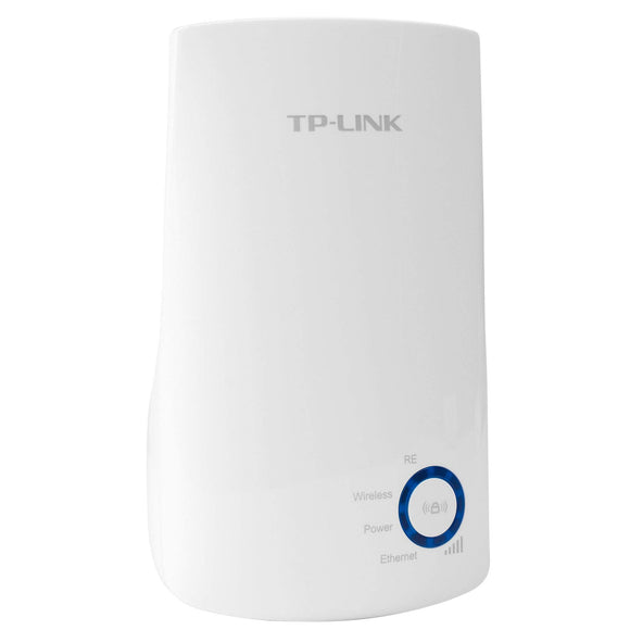 Open Box Tp-Link TL-WA850RE is Designed to Conveniently Extend The Coverage and Improve