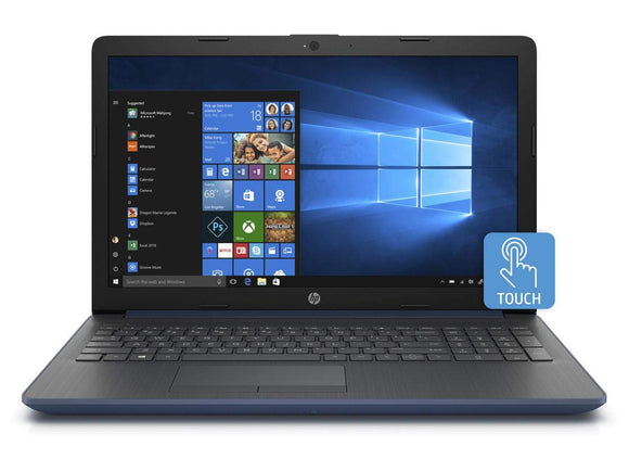 refurbished HP INC. - HP Laptop 15-db0060ca,AMD A6-9225,8GB DDR4,1 TB 5400 RPM SATA,15.6-in touchscree