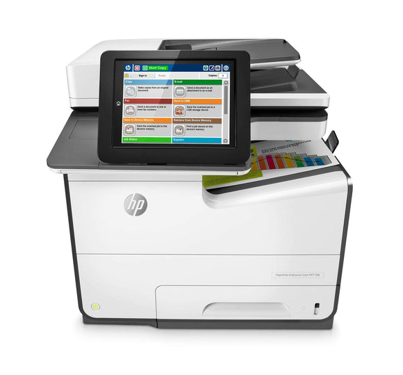 Hewlett Packard G1W40A#BGJ Wireless Color Photo Printer with Scanner, Copier & Fax
