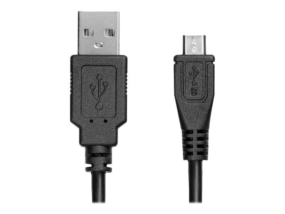 Rocstor 6' High Speed Mobile Charge Sync USB to Micro USB Cable (Y10C110-B1)