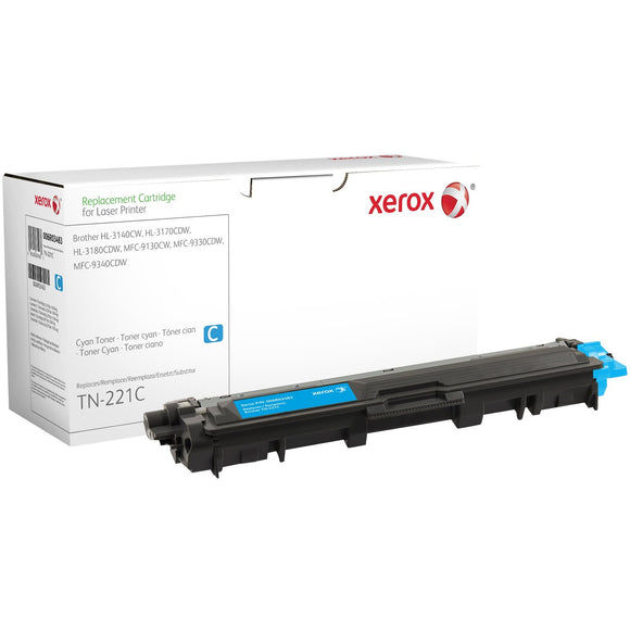 Brother Color Laser Toner for Tn221c, Cyan