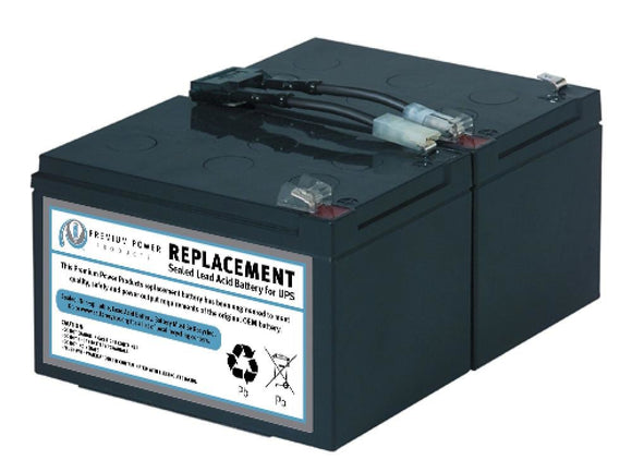 Compatible Battery for APC Su1000, Su1000bx120, Su1000net, Su1000rm, Su1000rm, S