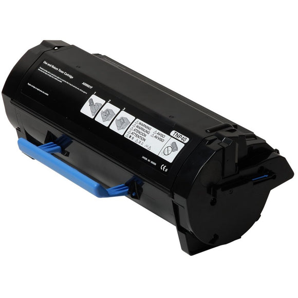 KONICA MINOLTA TNP-40 BLACK TONER CARTRIDGE FOR USE IN BIZHUB 4020 ESTIMATED YIE