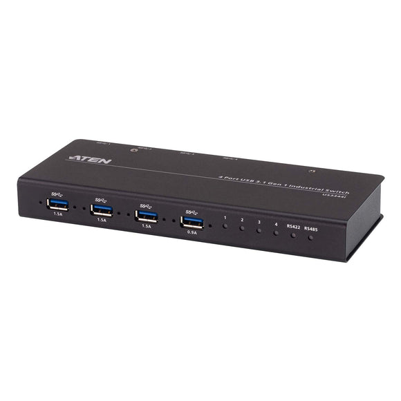 ATEN 4x4 USB Hub Switch