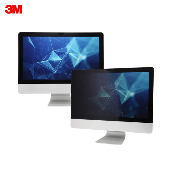 3M iMac 21.5 inch Privacy Screen Filter - Black  - PFMAP001