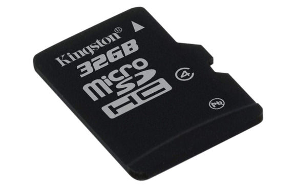 Kingston Digital, Inc. 32 GB Flash Memory Card SDC4/32GBSP