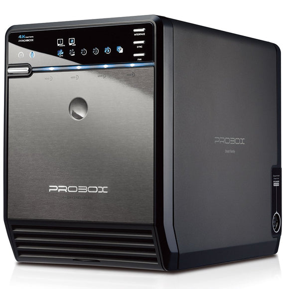 Mediasonic ProBox HF2-SU3S2 4 Bay 3.5