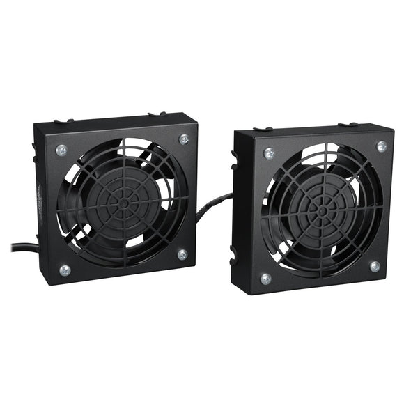 Wallmount Rack Enclosure Cooling Roof (SRFANWM)