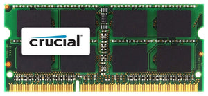 Crucial 2 GB DDR2 667 MHz (PC2-5300) CL5 SODIMM 200-Pin for Mac (CT2G2S667M)