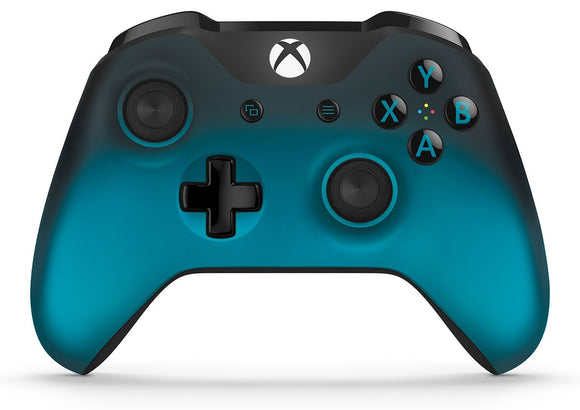 Refurbished Xbox Wireless Controller - Ocean Shadow Special Edition