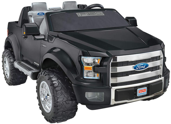 Power Wheels Ford F-150, Black