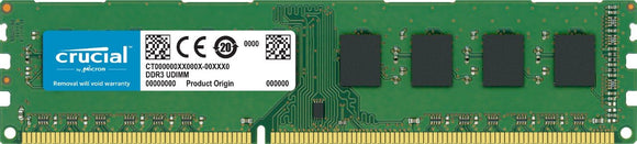 2GB 240 pin UDIMM DDR3L 1.5V