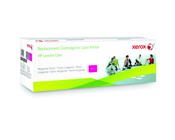 Xerox Toner Cartridge - Alternative for HP (CF413A) - Magenta - Laser - 2900 Pages