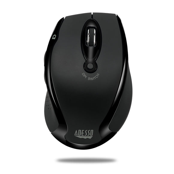 Adesso iMouse M20B - Wireless Ergonomic Optical Mouse