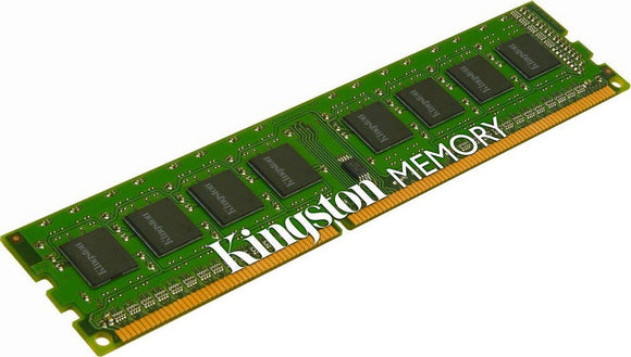 Kingston 4GB 1600MHz DDR3 Non-ECC CL11 DIMM 1Rx8 Height 30mm