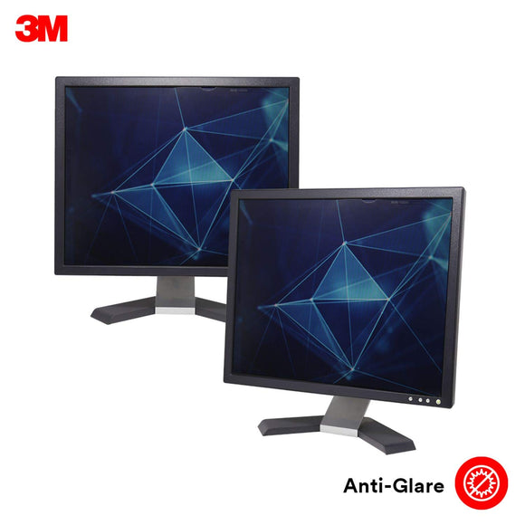 3M Anti-Glare Computer Screen Filter  for 19 inch Monitors - 5:4 Aspect - AG190C4B