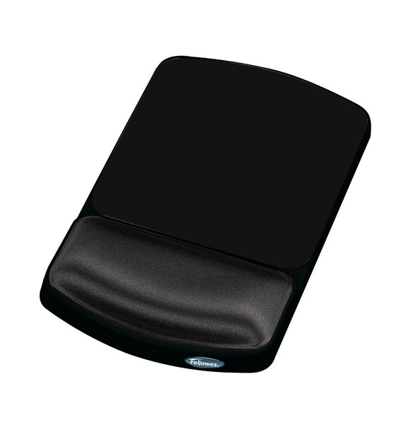 Fellowes Height Adjustable Mouse Pad/Wrist Rest Graphite