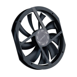 200x30mm Tricool Fan 3 Speed Switch Sleeved 12v Dc