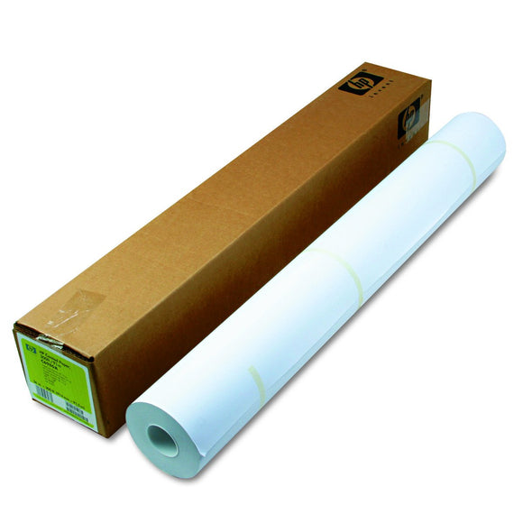 HP 36in X 300ft Coated Paper for Designjet 1050c 1055cm