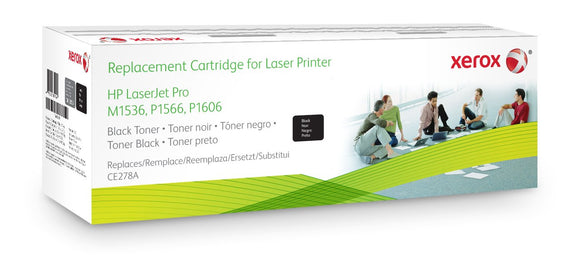 Xerox Remanufactured Toner Cartridge Replacement for HP 78A CE278A (Black)