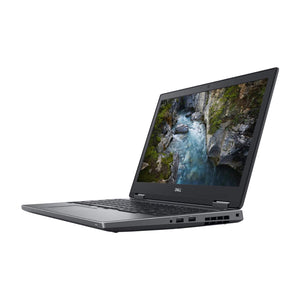 "Dell Precision 7530 VR Ready 1920 X 1080 15.6"" LCD Mobile Workstation with Intel Core i7-8850H Hexa-core 2.6 GHz, 8GB RAM, 256GB SSD"