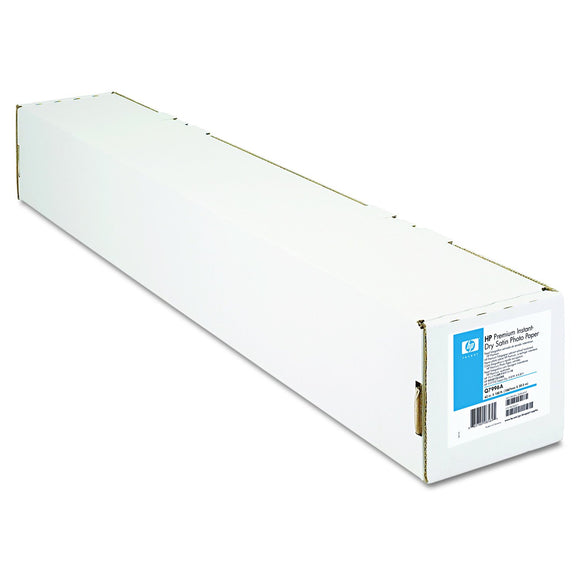 HP 42inx100ft Prem Instant-Dry Satin Photo - Designjet 5500/5000
