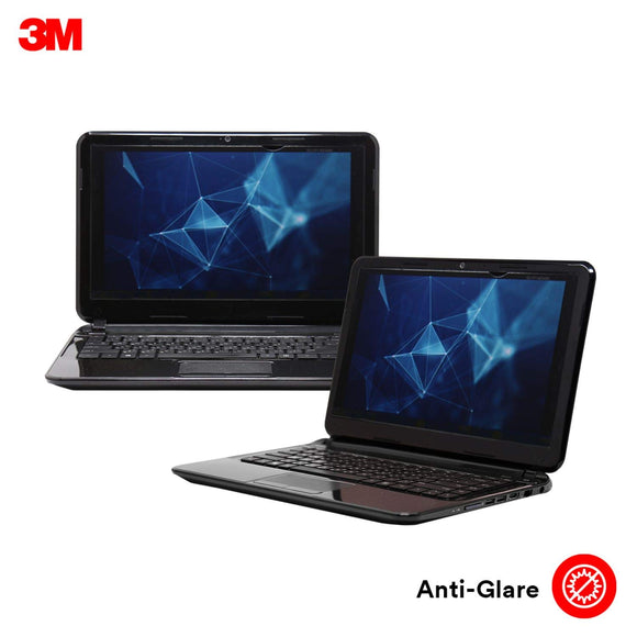 3M Anti-Glare Filter for Laptops with  12.5 inch Monitors - Widescreen 16:9 - AG125W9B