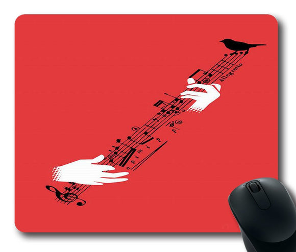 Standard Rectangle Mouse Pad in 9