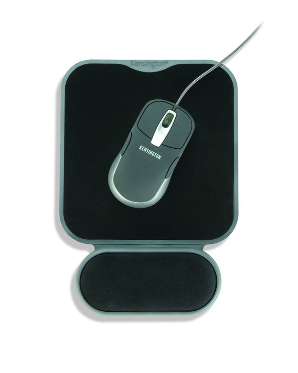Kensington K62681US Adjustable Memory Foam Mouse Wrist Pad