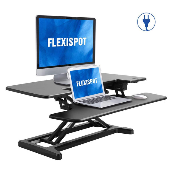 FlexiSpot Motorized Standing Desk - 36
